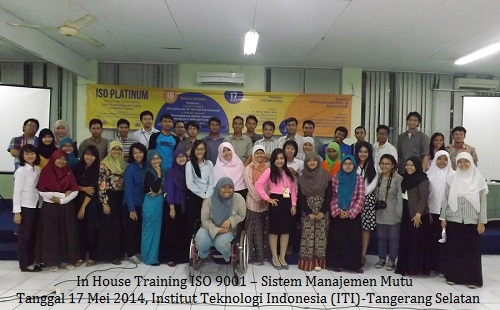 Training ISO 9001 di ITI